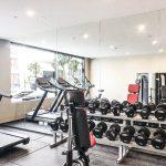 Frameless Mirrors for Gym